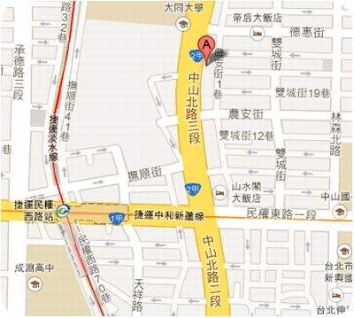RJ supermart地図