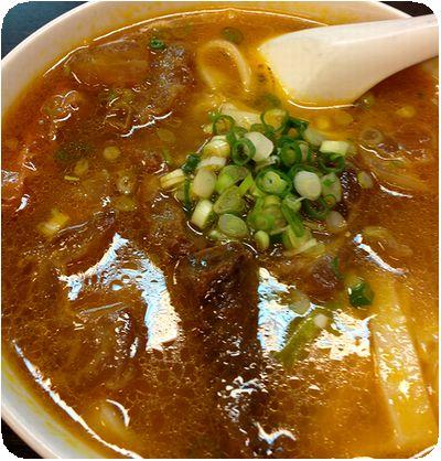 通記牛肉麺