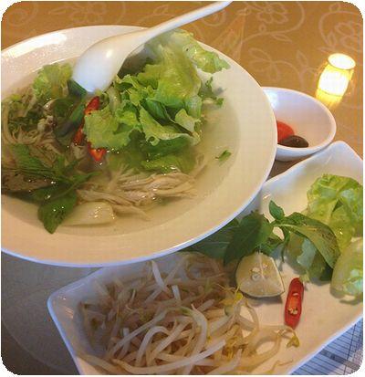 凰鶯越南餐館鶏フォー