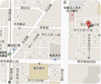 咖哩工房地図