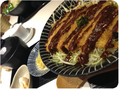 Rice Cafeソースかつ