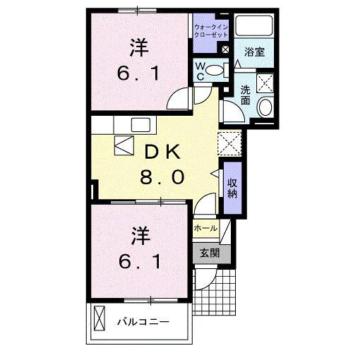 仮)宇和町岩木アパート_102