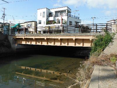 新王子川橋