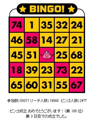 2013y07m26d_ちょびリッチビンゴ
