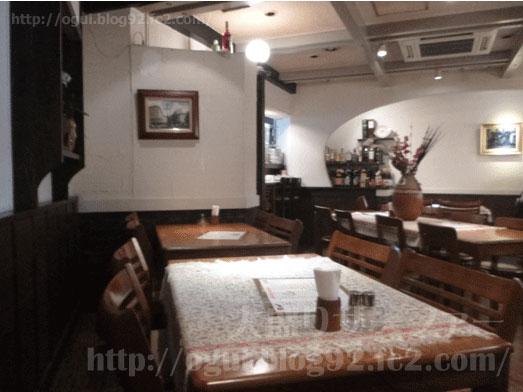 八千代台の洋食屋スパイシーチキンのオムライス009