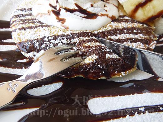 トーランスベイサイドカフェイオン幕張でパンケーキ026