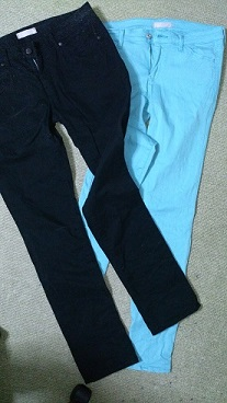 two pants