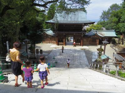 伊奈波神社1