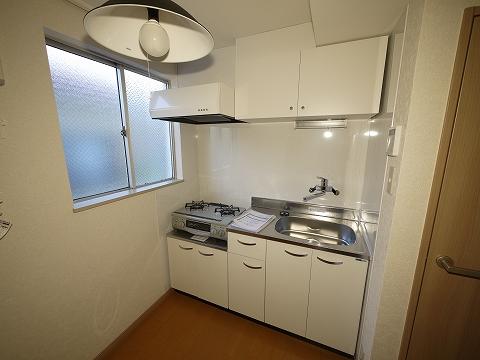細川ビル201キッチン