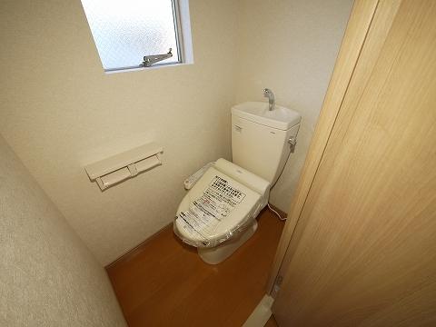 細川ビル201トイレ