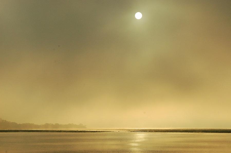 霧の朝 125s