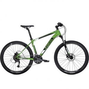 trek 4300 disc green