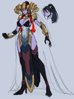 ダグズート星の女戦士