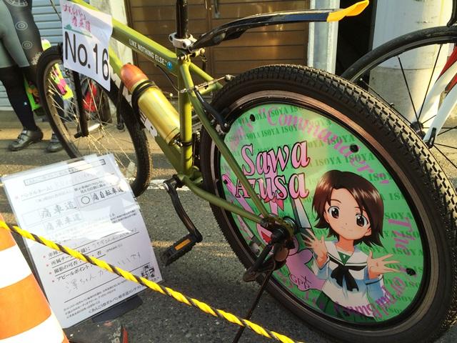 大洗自転車2