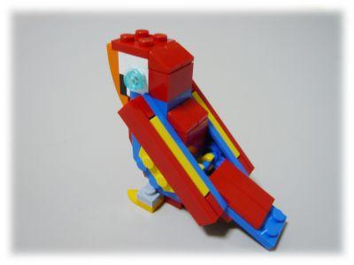 LEGO オウム