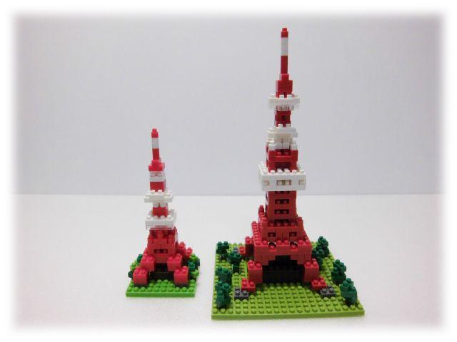 東京タワー&mini東京タワー