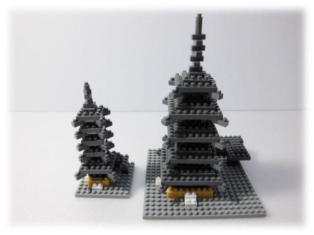 古都奈良の五重塔&mini