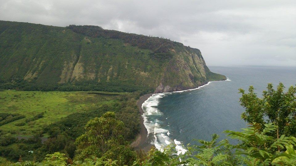 ワイビオ渓谷