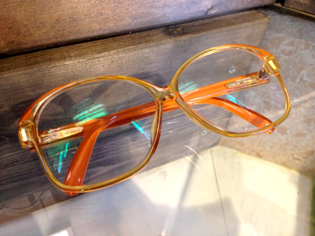 ビンテージ眼鏡フレーム 再利用 リペア 新潟県 見附市