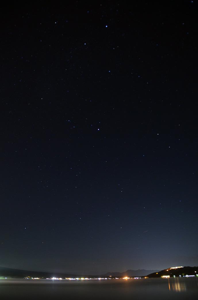 D70_6327山中湖夜