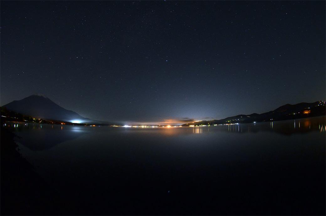 D70_6349山中湖夜