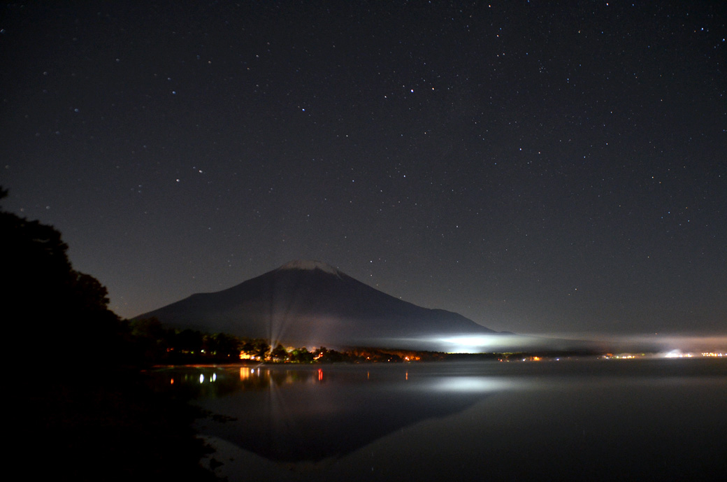 D70_6337山中湖夜
