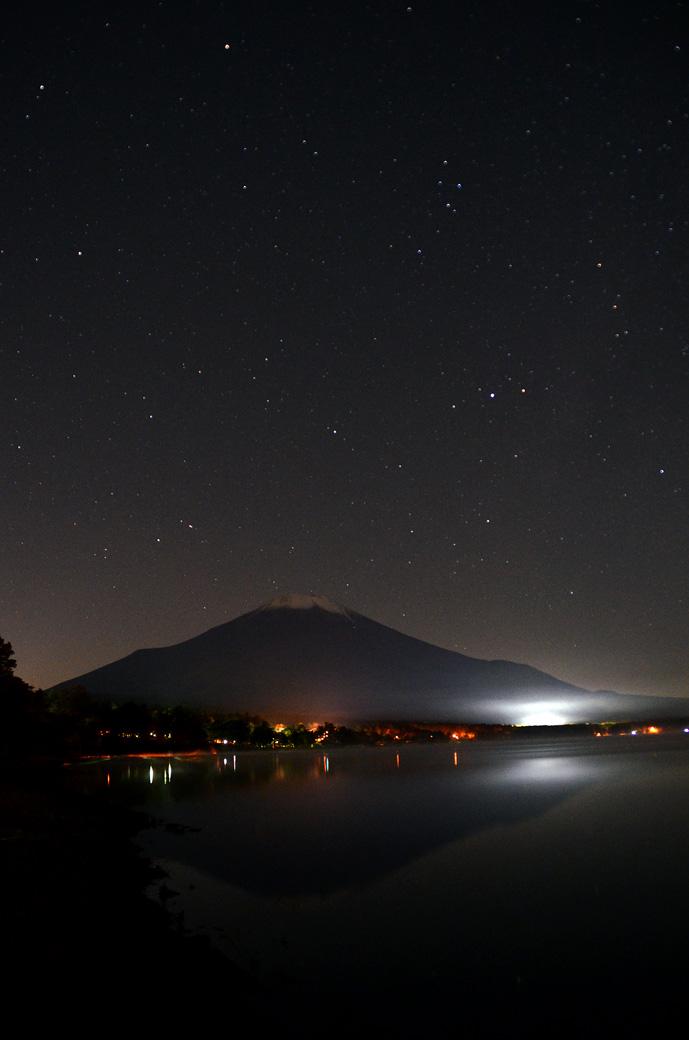 D70_6355山中湖夜