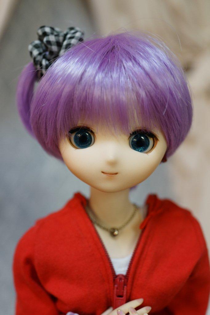 アイちゃんマスク彩色ヘッド2940円 目袋有り。