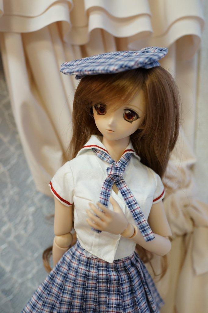 ユキノちゃんはリップが可愛いですよね。