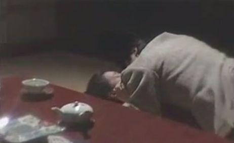 【星野知子】濃厚なキスを繰り返すラブシーン