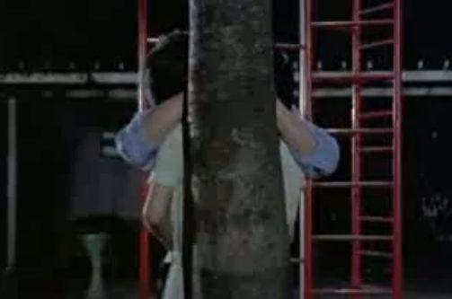 【仁科亜季子】濃厚なキスをするラブシーン