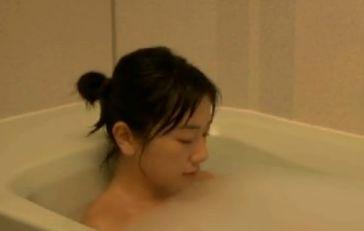 【田代さやか】大人の色気全開の入浴シーン
