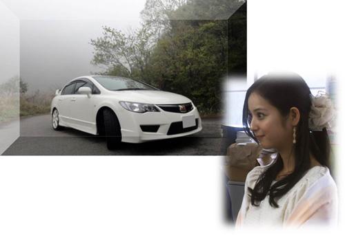 Civic TypeR&Nozomi kai