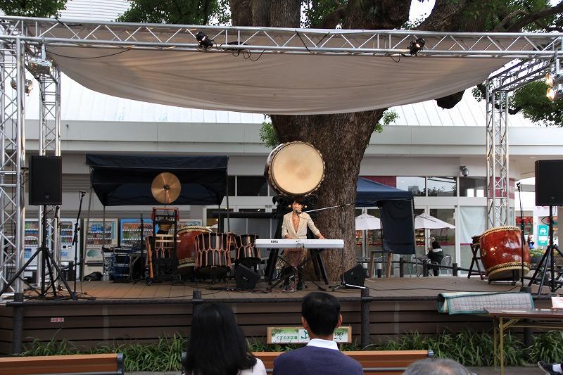 くすの木広場ふれあいステージ ♪ミュージックフェスタ♪ - オ ...