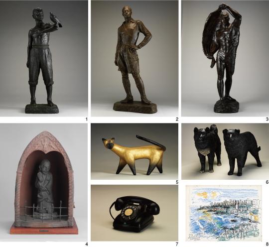 彫刻家。 現代アートと富永直樹さん - 大阪でパピヨンとヨーキーと ...