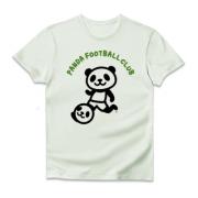 パンダサッカークラブ ダルクベーシックTシャツ(ライトカラー)