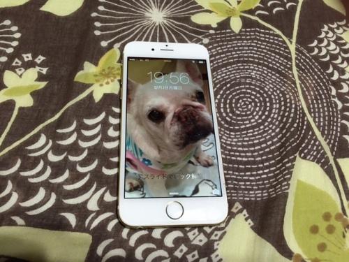 新しい iPhone6