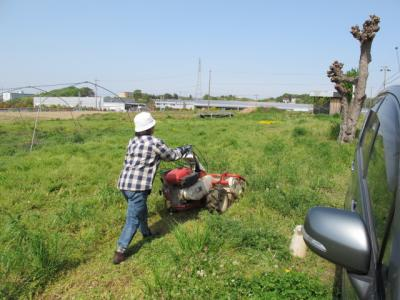 20130419潮見草刈