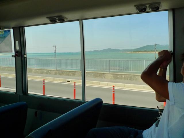 久米島 バス