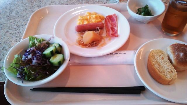 沖縄残波岬ロイヤルホテル 朝食