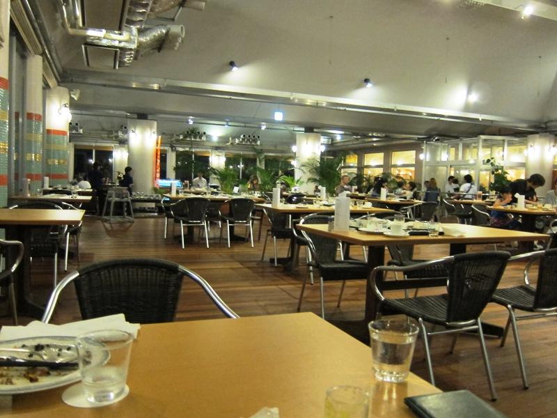 オキナワマリオットリゾート&スパ レストラン