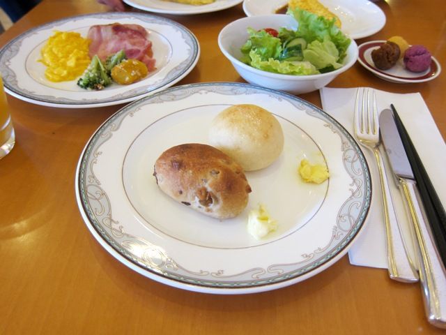オキナワマリオットリゾート&スパ 朝食
