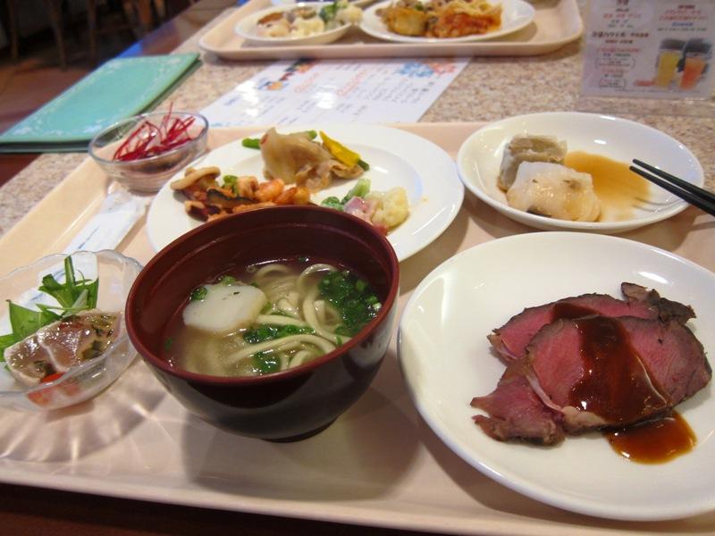 沖縄残波岬ロイヤルホテル ブッフェ