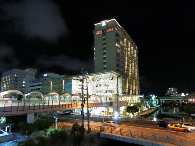 リーガロイヤルグラン沖縄 外観