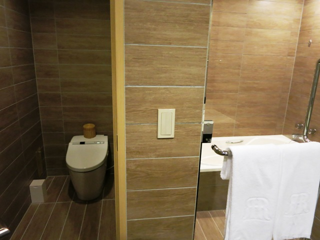 リーガロイヤルグラン沖縄 バスルーム