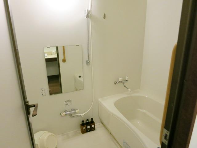 ニラカナイ西表島 バスルーム