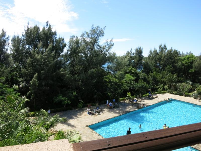 ニラカナイ西表島 眺望