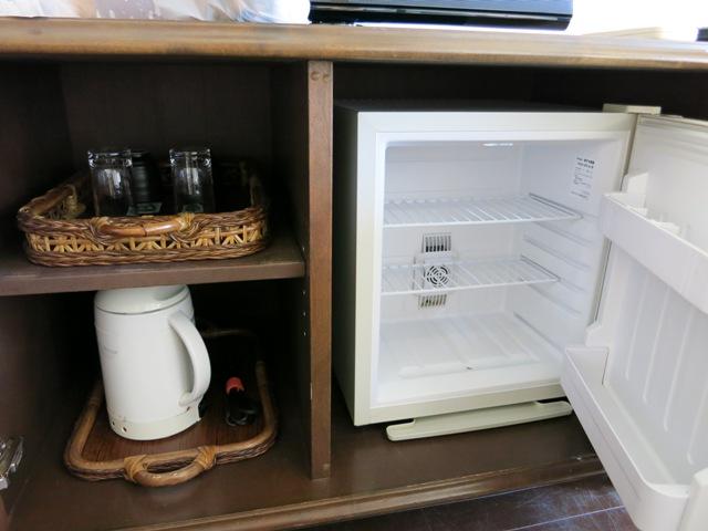 ニラカナイ西表島 冷蔵庫
