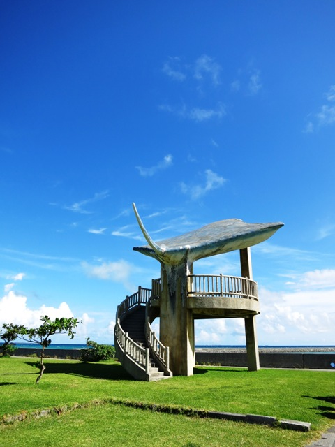 小浜島 マンタ展望台