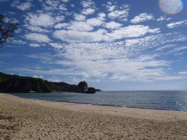 ニラカナイ西表島 ビーチ